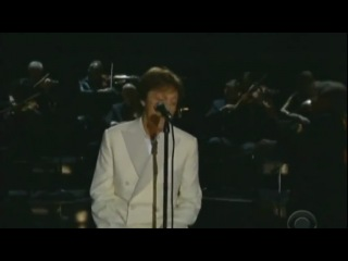 Paul McCartney - My Valentine (Grammy's 2012)