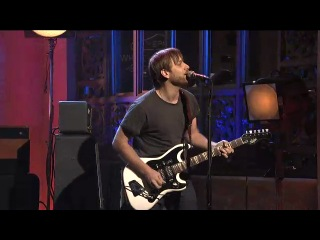 The Black Keys - Lonely Boy (Live at Saturday Night Live, NBC, 03.12.2011)