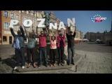 Украина и Польша. Города ЕВРО-2012: Киев, Харьков, Донецк, Львов, Варшава, Гданьск, Познань, Вроцлав