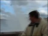 Шторм в нашем любимом Севастополе.. 11 ноября  2007 года